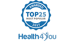 Health4You Most Popular 2016 Award
